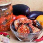 Миниатюра к статье Баклажаны по-грузински на зиму: только самые вкусные! Три рецепта быстро и один деликатес в масле