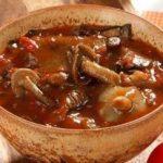 Миниатюра к статье Грибы в томатном соусе на зиму — 6+ рецептов на любой вкус