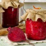 Миниатюра к статье Икра из свеклы на зиму: 5+ очень вкусных рецептов