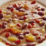 Миниатюра к статье Как приготовить суп с консервированной фасолью: 8+ рецептов с фото