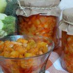 Миниатюра к статье Кабачки в томате на зиму: ТОП-6 обалденных рецепта на любой вкус
