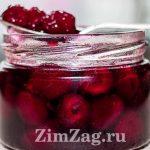 Миниатюра к статье Варенье из вишни без косточек на зиму — 11 простых и вкусных рецептов