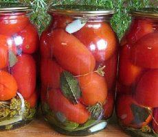 помидоры с чесноком на зиму пальчики оближешь на литровую банку